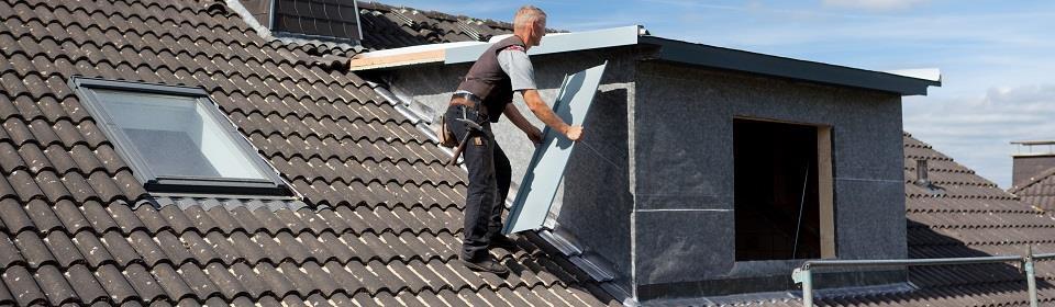 dakkapel isoleren dakdekker Dordrecht